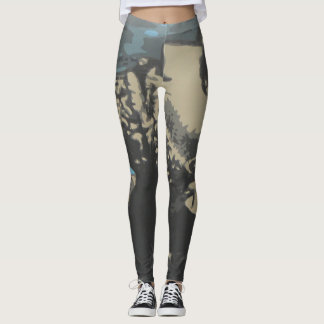 """Baptism"" Leggings"