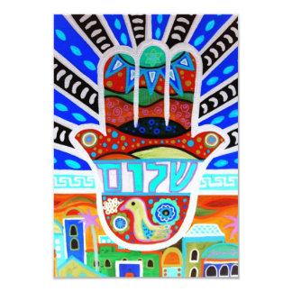 Bar Bat Mitzvah RSVP Card