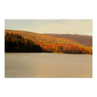 Bar Harbor Maine Waterscape Poster