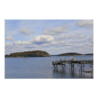 Bar Harbor Views Posters