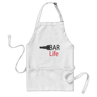 Bar Life Wear Standard Apron