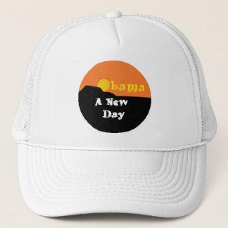 Barack Obama A New Day Hat