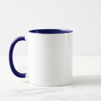 Barack Obama CA Flag Mug