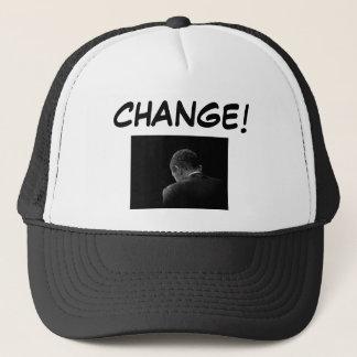 Barack_Obama, CHANGE! Trucker Hat