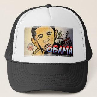 Barack OBama Design Trucker Hat