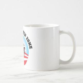 Barack Obama No Fly Zone Mugs