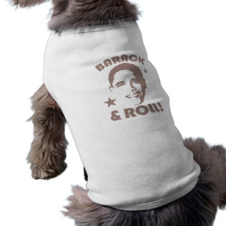BARACK & ROLL! SHIRT