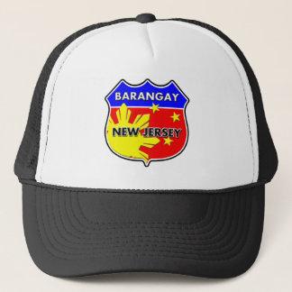 Barangay New Jersey Trucker Hat