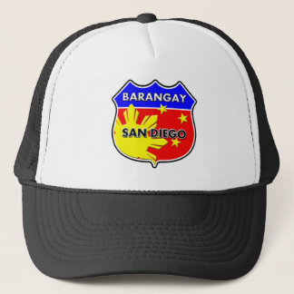 Barangay San Diego Trucker Hat