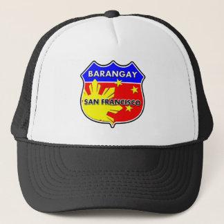 Barangay San Francisco Trucker Hat