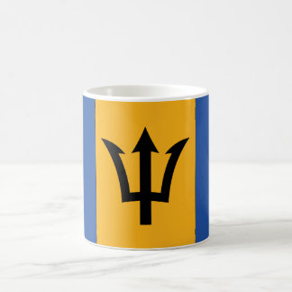 Barbados Flag Coffee Mug
