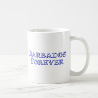 Barbados Forever - Bevel Basic Coffee Mug