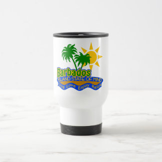 Barbados State of Mind mug - choose style