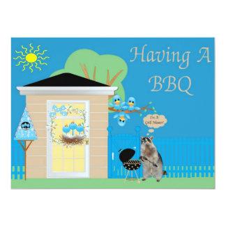 Barbeque Invitation