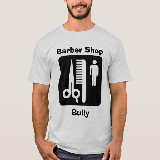 Barber Shop Bully T-Shirt