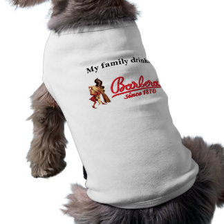 Barbera coffee pet clothing