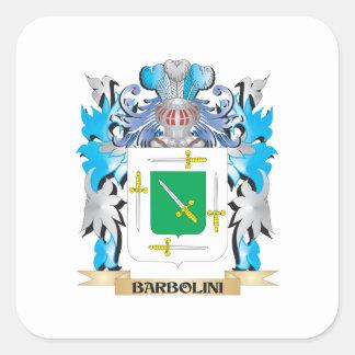 Barbolini Coat of Arms Sticker