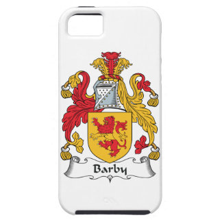 Barby Family Crest iPhone 5 Covers