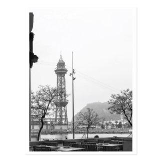 Barcelona1 Postcard