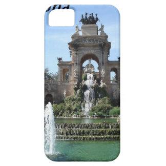 Barcelona--fountain--barc--[kan.k].JPG iPhone 5 Cover