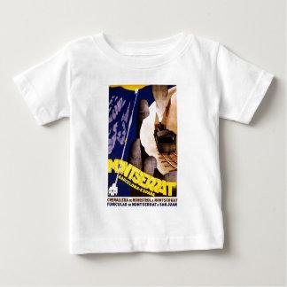 Barcelona Montserrat Spain Baby T-Shirt