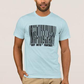 Barcode Unicorn T-Shirt