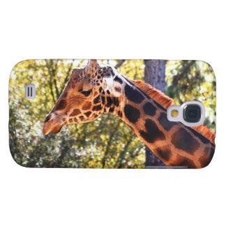 Baringo Giraffe Galaxy S4 Case