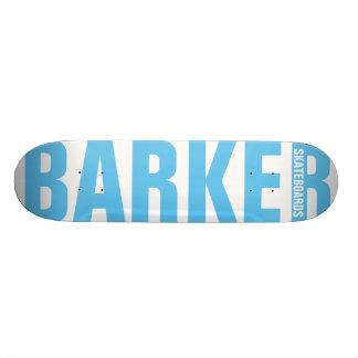 BARKER SKATEBOARDS (WIDE DESIGN) Design