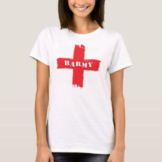 Barmy England Flag T-Shirt