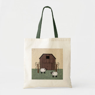 Barn Sheep Bag