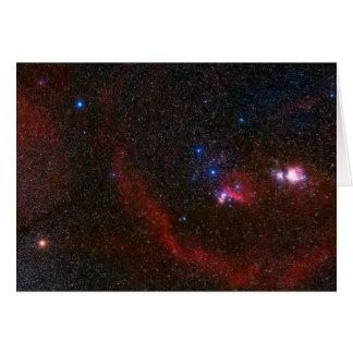 Barnard's Loop Around Orion Card