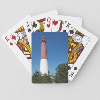 Barnegat Lighthouse Old Barney Poker Deck