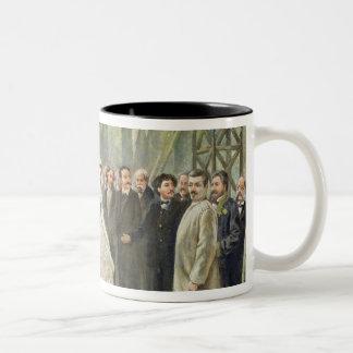 Baron Georges-Eugene Haussmann Two-Tone Coffee Mug