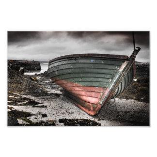 Barra Island Outer Hebrides Photo Print