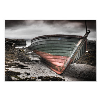 Barra Island Outer Hebrides Art Photo
