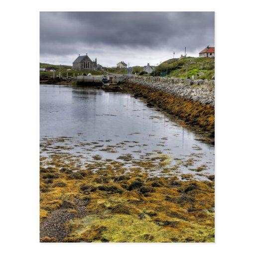 Barra Island Outer Hebrides Postcards