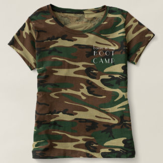 Barre bootcamp T-Shirt