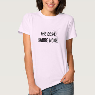 Barre None Tee