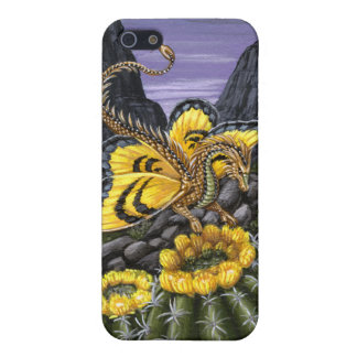 Barrel Cactus Dragon Fly Case For iPhone 5/5S