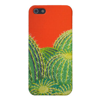 Barrel Cactus IPhone Case Case For The iPhone 5