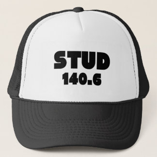 Barrel X Triathlon Stud 140.6 Ironman Trucker Hat