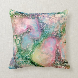 Barrier Reef Cushion