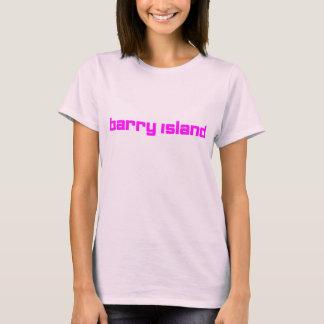 Barry Island Pink T-Shirt