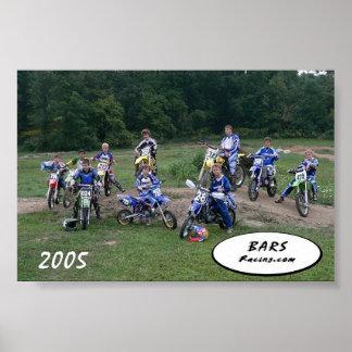 BARS Racing 2005  Poster