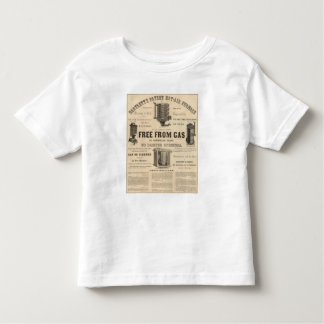 Bartlett and Leslie Toddler T-Shirt