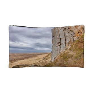 Basalt columns in Gerduberg Iceland Cosmetic Bag