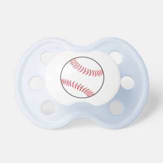 Baseball 0-6 months BooginHead® Pacifier