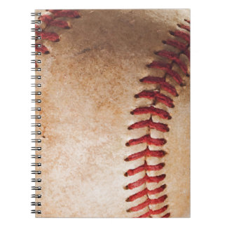 Baseball Artwork Notebook