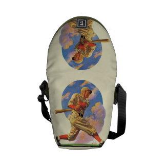 Baseball Batter Commuter Bag