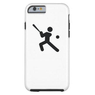 BASEBALL | cool sport icon Tough iPhone 6 Case